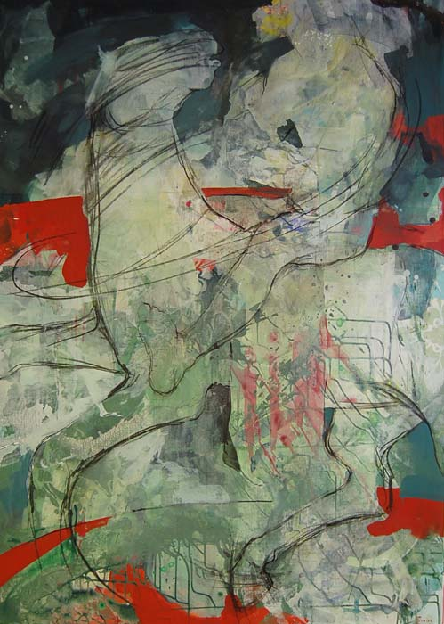 Hold your horses 120x170 cm