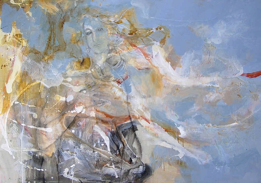 Under the surface 120x170cm